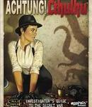 Achtung! Cthulhu Investigator's Guide to the Secret War (Call of Cthulhu 7e)