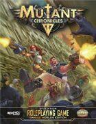 Mutant Chronicles Savage Worlds Rulebook (Savage Worlds)