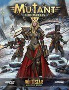 Whitestar Sourcebook (Mutant Chronicles 3e)