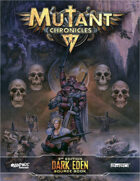 Dark Eden Sourcebook (Mutant Chronicles 3e)