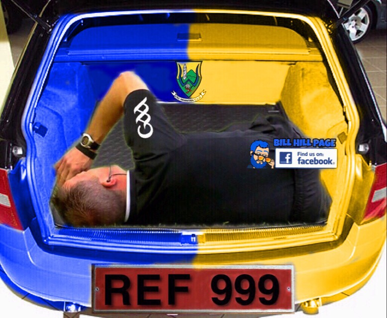 The Ref In The Car Boot Story - What Really Happened?