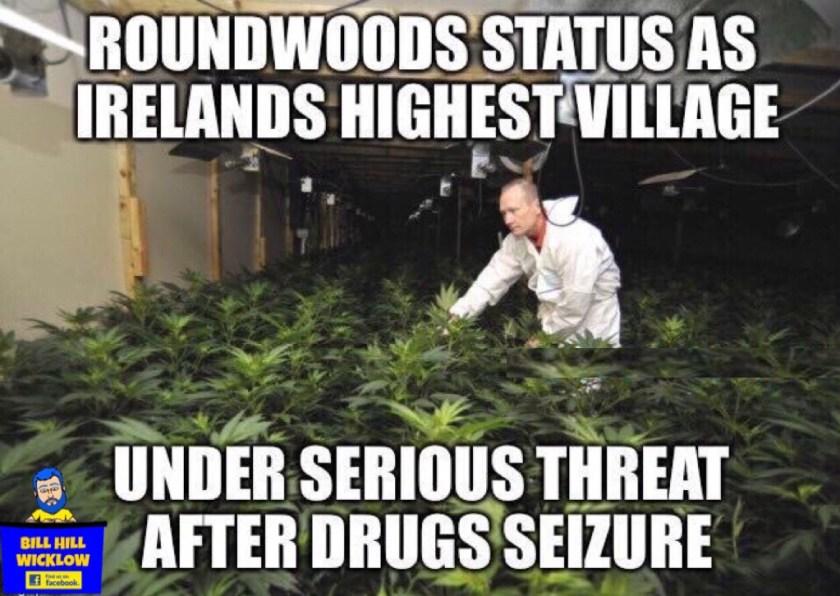 Roundwood Irelands Highest Village