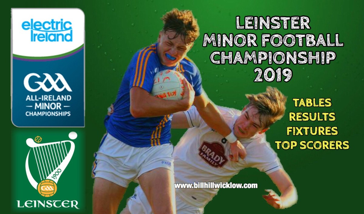 Electric Ireland Minor Football Championship 2019