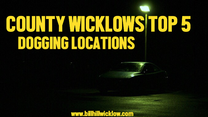 County Wicklow's 5 Most Popular Dogging Locations Revealed