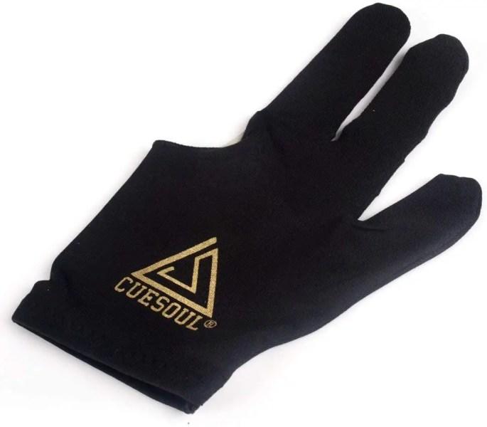 CUESOUL 3 Finger Gloves