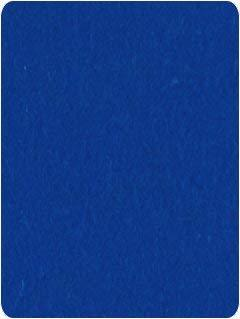Championship Invitational 8' Electric Blue Pool Table Felt
