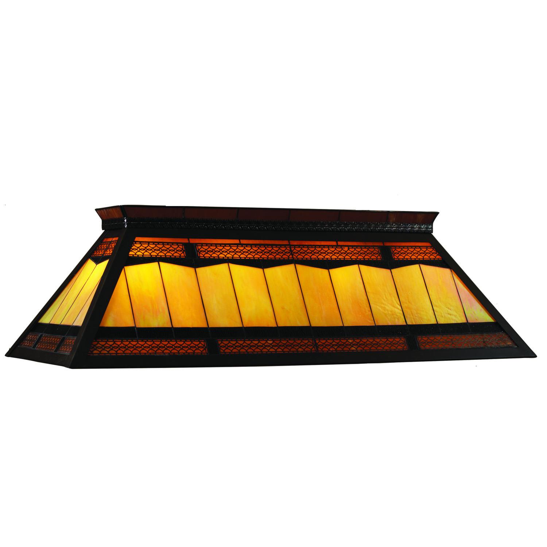 Fil Kd Pool Table Light With Kd Frame Billiardlux
