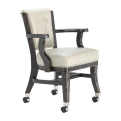 Club Chairs And Table Swivel Gaming 660 Chair With Casters Darafeev Billiards N More