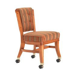 Club Chairs And Table Modern Plastic 960 Armless Chair W Casters Darafeev Billiards N More