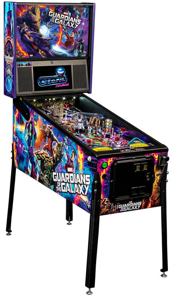 Guardians Of The Galaxy PREMIUM Pinball  Billiards N More