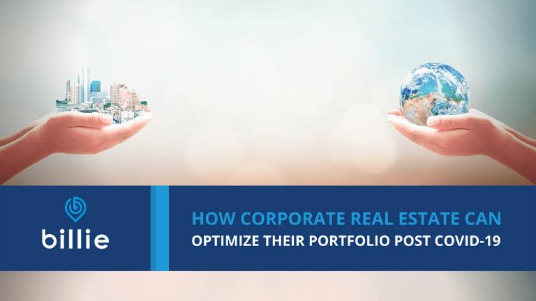 Corporate Real Estate Post Covid-19