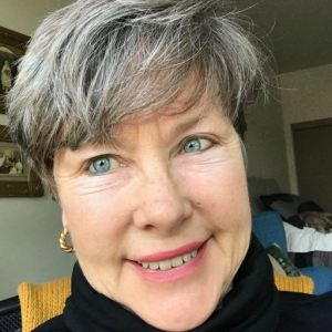 Writer Billie Best talks about going grey and what grey hair means to women