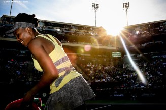 at the Indian Wells Tennis Garden in Indian Wells, California on Thursday, March 16, 2017. (Photo by Billie Weiss/BNP Paribas Open)