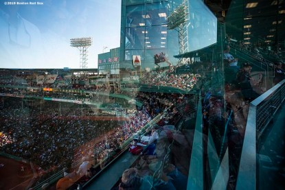 BOSTON, MA - SEPTEMBER 19: A general view during a game between the Boston Red Sox and the San Francisco Giants on September 19, 2019 at Fenway Park in Boston, Massachusetts. (Photo by Billie Weiss/Boston Red Sox/Getty Images) *** Local Caption ***