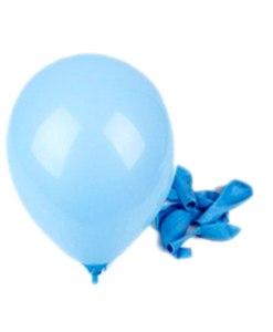 """Billige """"non toxic"""" blå balloner til børnefødselsdag"""
