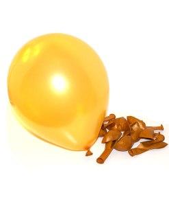 Billige guld balloner til børnefødselsdag