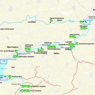 Book en 2-dages kanotur fra Bjerringbro