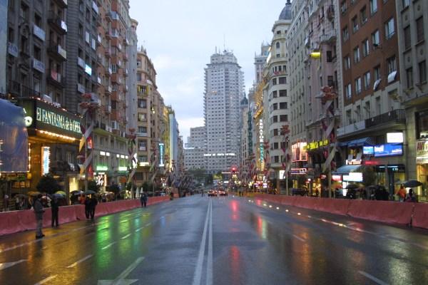 Gran 2 Madrid