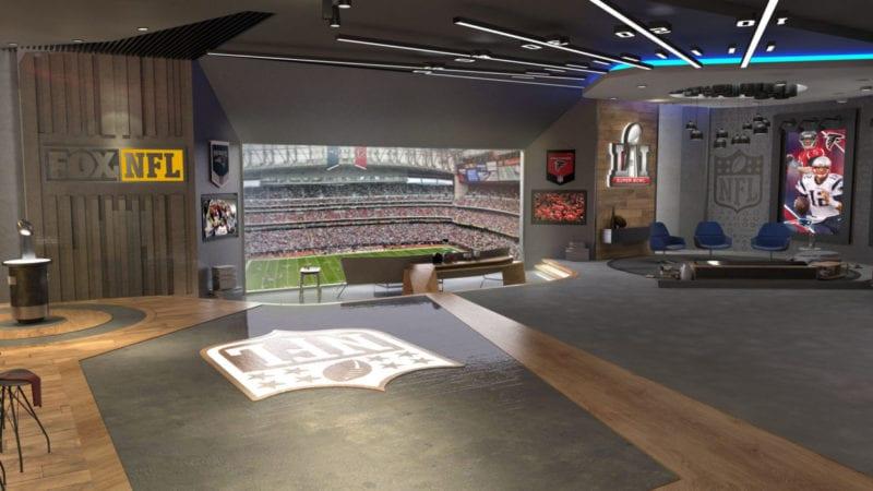 Super Bowl LI in Virtual Reality