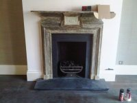 Refurbished Fireplace in Kensington - The Billington ...