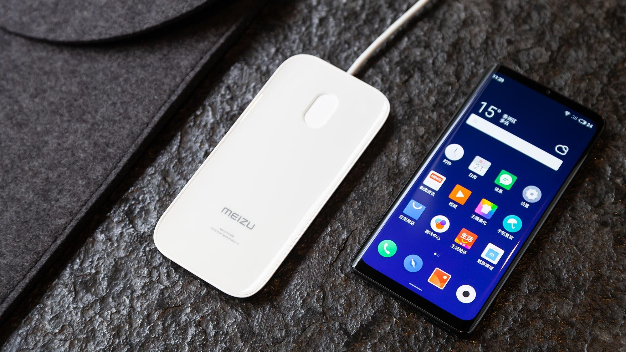 Meizu Zero is first smartphone with no buttons, ports or speakers