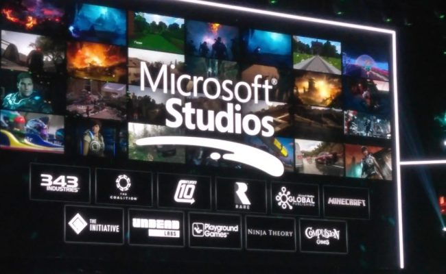 Xbox Studios Teased Upcoming 2019 Games And New Microsoft
