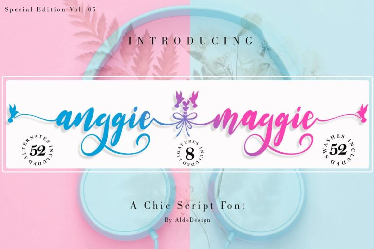 Preview image of Anggie & Maggie