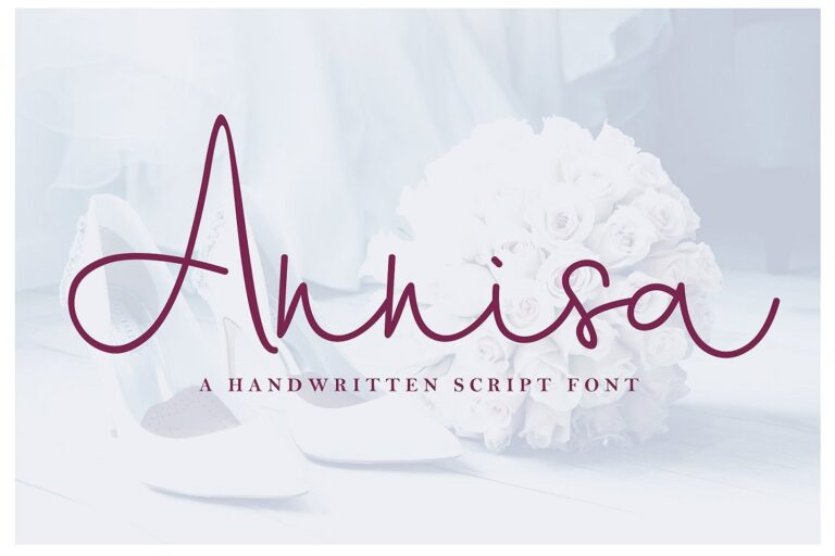 Preview image of Annisa Script
