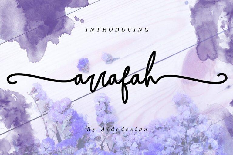 Preview image of Arrafah