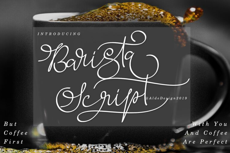 Preview image of Barista Script
