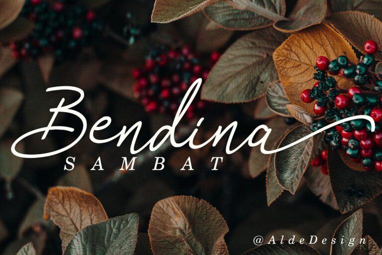 Preview image of Bendina Sambat