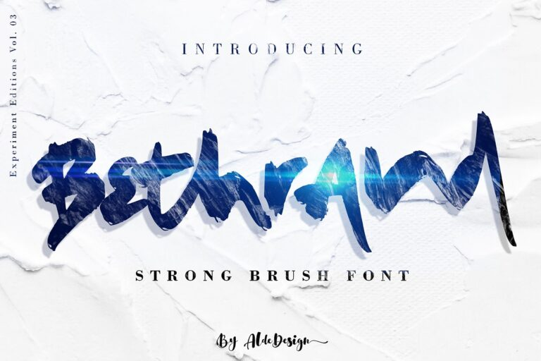 Preview image of Bethrand // Strong Brush