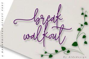 Break Walkout