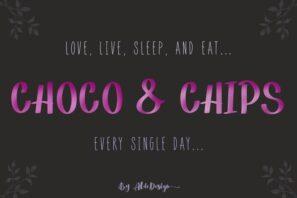Choco & Chips