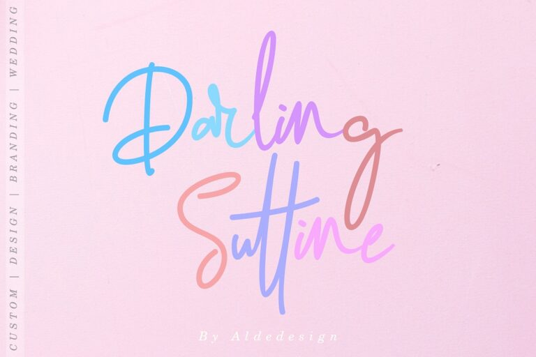 Preview image of Darling Suttine