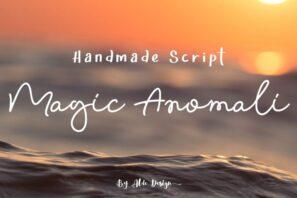 Magic Anomali
