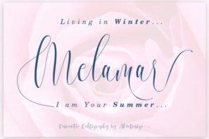 Melamar