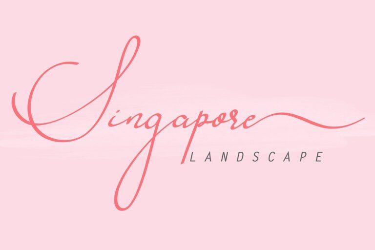 Preview image of Singapore Landscape