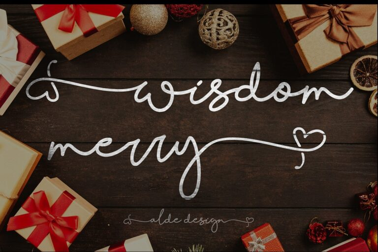 Preview image of Wisdom Merry