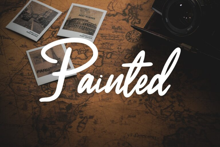 Preview image of Painted