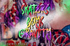 Skater Boys Gravity