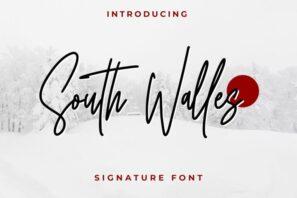 South Walles