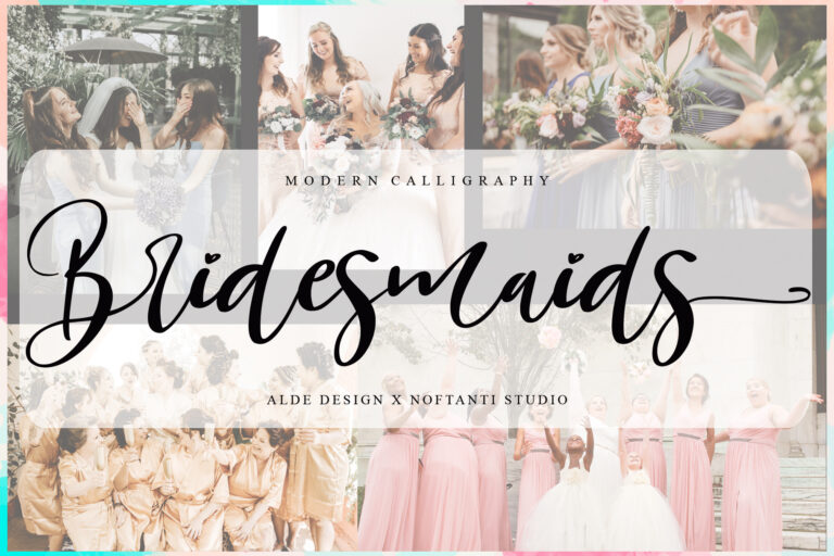 Preview image of Bridesmaids
