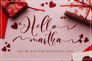 Hello Martha