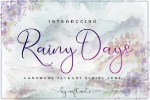 Rainy Days Script