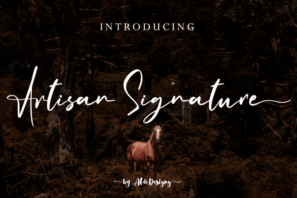 Artisan Signature