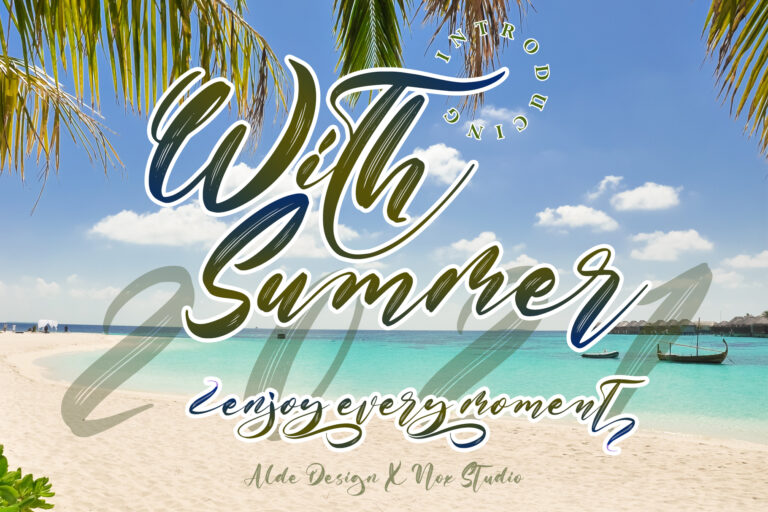 Preview image of With Summer
