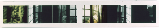 Bill Jones, Gates of Paradise, 1979, color and silver print, 61 x 462 cm, 24 x 182 inches