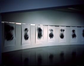 Bill Jones Installation view, The Khofler Centre, 1993, Toronto