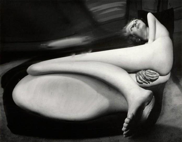 André Kertész, nude